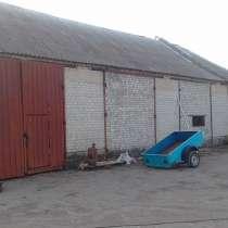 Продам территорию с гаражами в г. Васильевка, в г.Запорожье