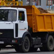 Аренда самосвала МАЗ 5516 20 тонн 12,5 кубов, в г.Минск