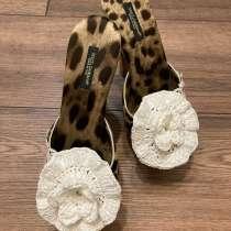Туфли Dolce&Gabbana, в Чехове
