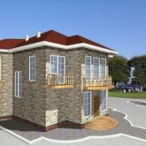 Малоэтажное строительство - Проектирование домов, коттеджей, в Артеме