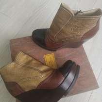 Etro новые кожаные итальянские ботиоьоны, в г.Анталия