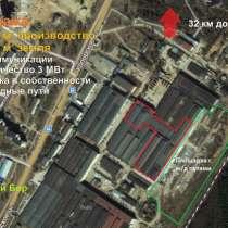 Продажа производственного комплекса с землёй, в Сосновом Бору