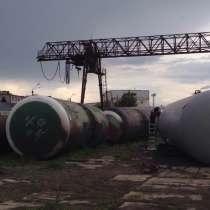 Железнодорожные цистерны без колесных пар, в Челябинске