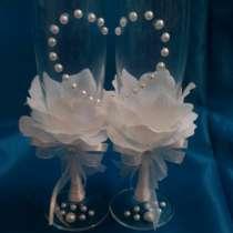 Свадебные бокалы, в г.Витебск