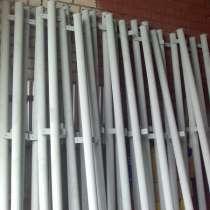 Продам металлические столбы для забора с доставкой!, в г.Острошицкий Городок