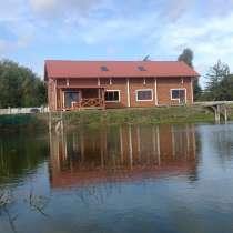 Сдам дом с баней и бассейном посуточно, почасовая, в Калининграде