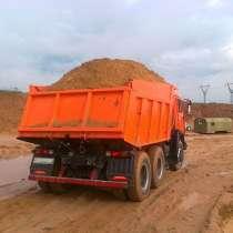 Песок доставка по 20 т Гродно и район, в г.Гродно