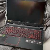 Игровой Ноутбук acer Nitro 5 AN515-44-R93W, в Москве