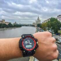 Часы Casio G-SHOCK, в Москве