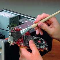Чистка компьютеров и комплектующих, в Уфе