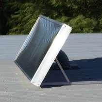 Солнечный коллектор воздуха Solar Fox с комплектом креплений, в Казани