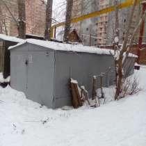Продам металлическйи гараж, доставка, в Томске
