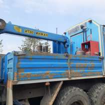 Продам МРМ КАМАЗ-43118, с манипулятором тросовой 2013г/в, в Екатеринбурге