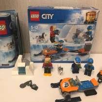 Lego sity 60191, в Москве