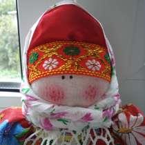 Славянская обережная кукла Крупеничка ©, в Новоаннинском