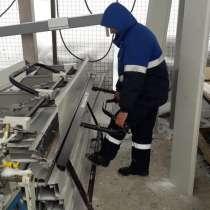Изоляция(окожушка) теплопроводов и вентиляционных систем, в Москве