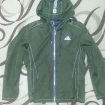 Куртка=ветровка adidas, в Юрге