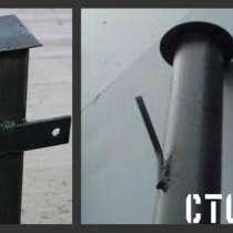 Прочные металлические столбы, в Иванове