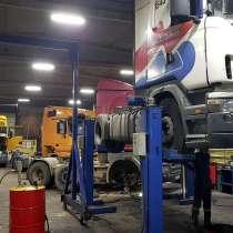 Ремонт и диагностика грузовика SCANIA (Скания), в г.Кривой Рог