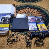 PlayStation 4+игры, в Москве