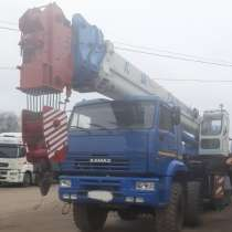 Продам автокран Галичанин 50 тн, вездехода Камаза, в Воронеже