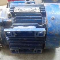 Электро двигатель 1.5 к\ват 2850 об \мин Б\У, в Таганроге
