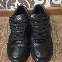 Мужская кожаная обувь 42 размера, в Казани