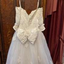 Свадебное платье, в Воскресенском
