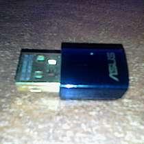 Wi-Fi адаптер asus USB-AC51, в Москве