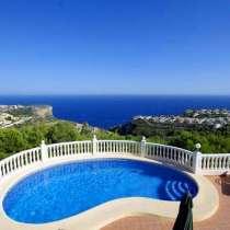 Великолепный дом на побережье в Испании, Кумбре дель Соль, в г.Benitachell