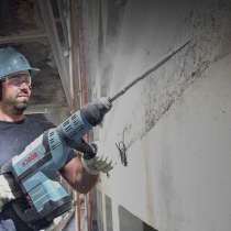 Демонтаж перегородок, стен, зданий, сооружений, вывоз мусора, в Екатеринбурге