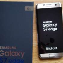 Samsung galaxy s7 edge gold, в Новосибирске
