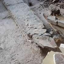 Строительный мусор - гипсолитовые и бетонные плиты, в Волжский
