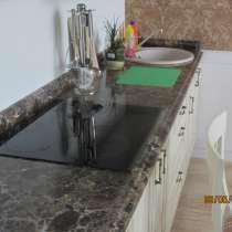 Столешницы для кухонь из натурального камня мрамор гранит, в Раменское