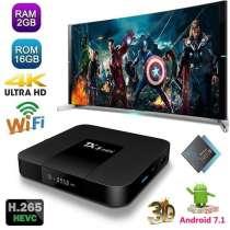 Smart TV BOX TX3 mini, смарт тв приставка Android, в г.Караганда