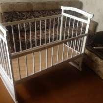 Продается детская кроватка, в г.Усть-Каменогорск