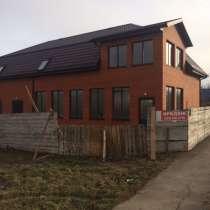 Жилой дом и магазин, в Краснодаре