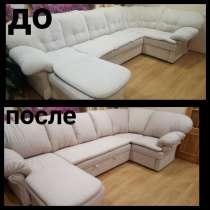 Перетяжка мягкой мебели, в Кирове