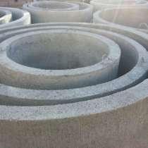 Кольца бетонные жби от производителя, в Екатеринбурге
