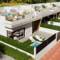 Недвижимость в Испании, Новая вилла в Лос Алькаcарес, в г.San Javier