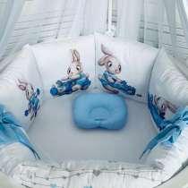 Бортики комплект в кроватку, в Екатеринбурге