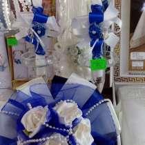 Свечи свадебные, букеты дублеры и многое другое, в Геленджике