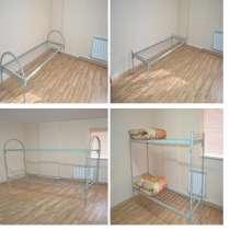 Кровати металлические и комплекты постельного белья, в Иванове