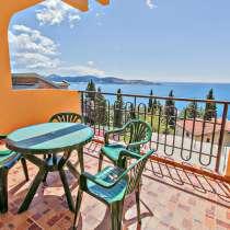 Апартаменты в Черногории с прекрасным видом на море, в г.Улцинь