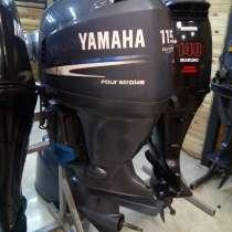 Лодочный мотор Yamaha F115AETL, в Москве