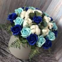 Букеты из мыльных роз, в Норильске