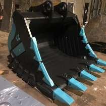 Скальный сверхусиленный ковш для экскаваторов, в Амурске