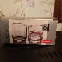 Набор- стакан стеклянный Хисар 60мг -6 штук в упаковке, в Королёве