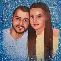 Портреты на заказ Պորտրետներ Դիմանկար պատվերով Dimankar, в г.Ереван