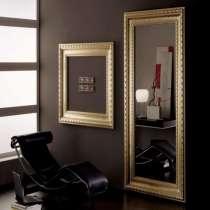 Зеркало в багете с подсветкой. Установка бесплатно, в Славянске-на-Кубани